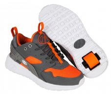 Heelys Force Dark Grey/Grey/Orange